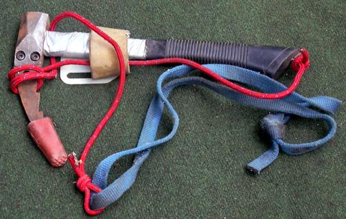 Walt Shipley's Alpine Hammer