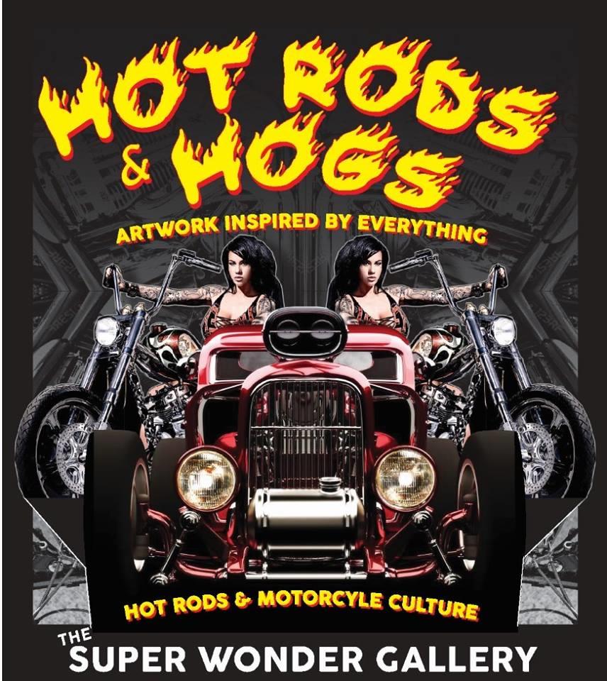 HOT RODS & HOGS — Super Wonder Gallery