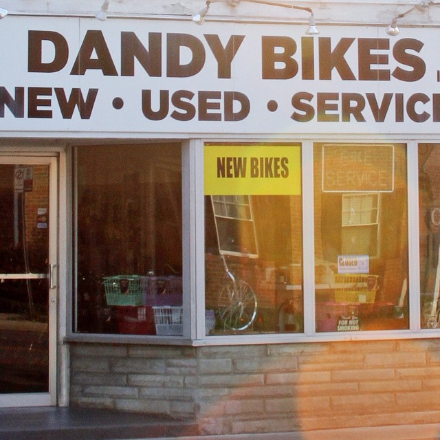 Our store front, stop on in!