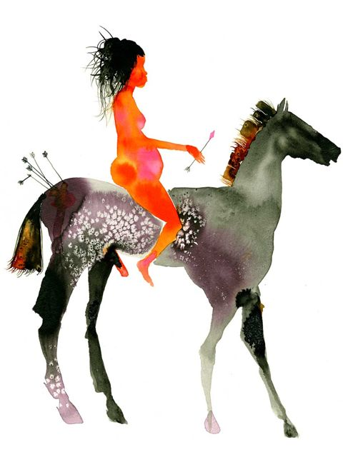 261-2011-david-choe-art-horse-watercolours-01.jpg