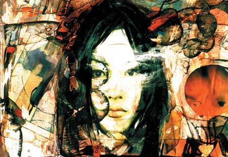 Better In the Morning by David Choe