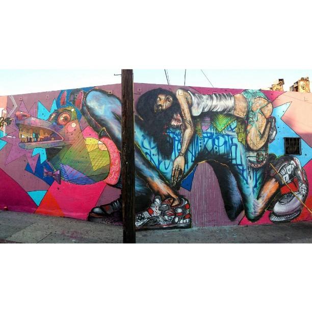David-Choe-Aryz-Retna-Critter-Mural-01