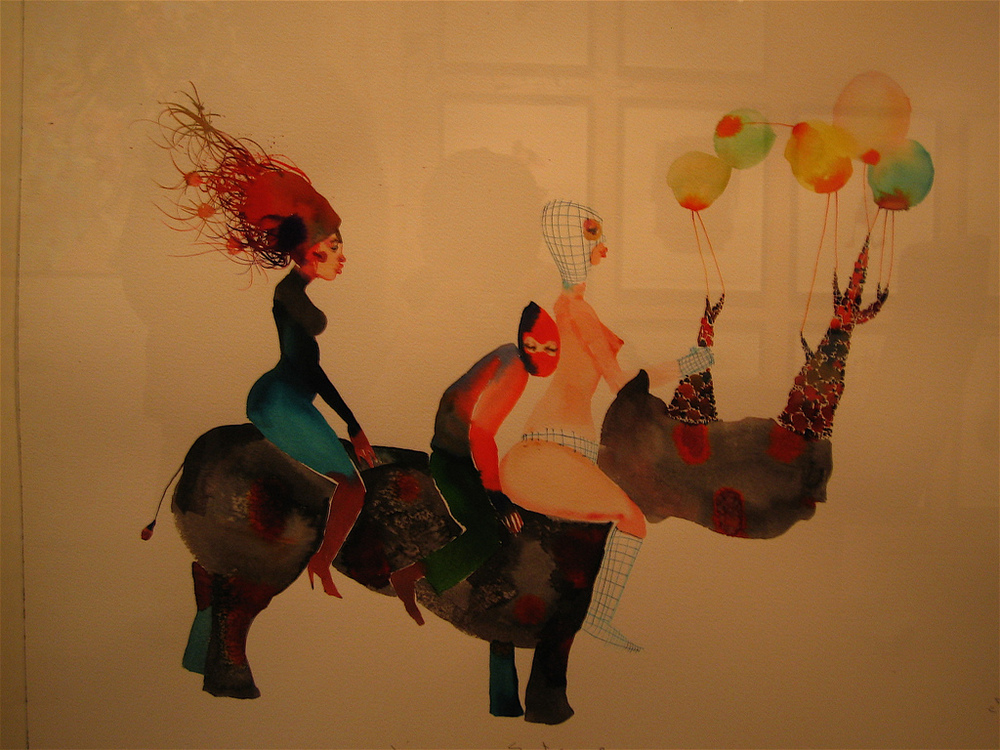 David-Choe-Art-at-Lazarides-20