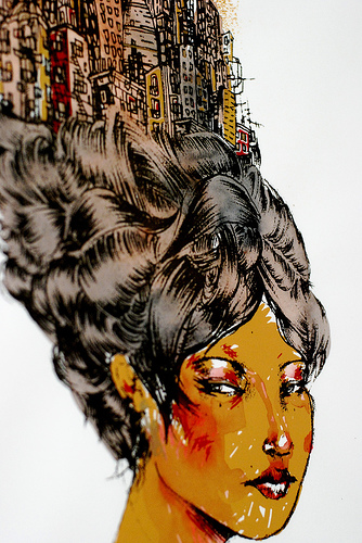 David-Choe-City-Girl-02