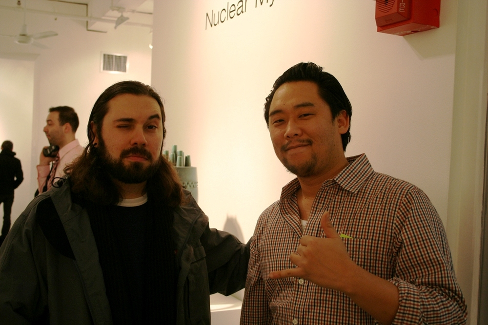 David-Choe-at-Jonathan-Levine-Gallery-Openings-02