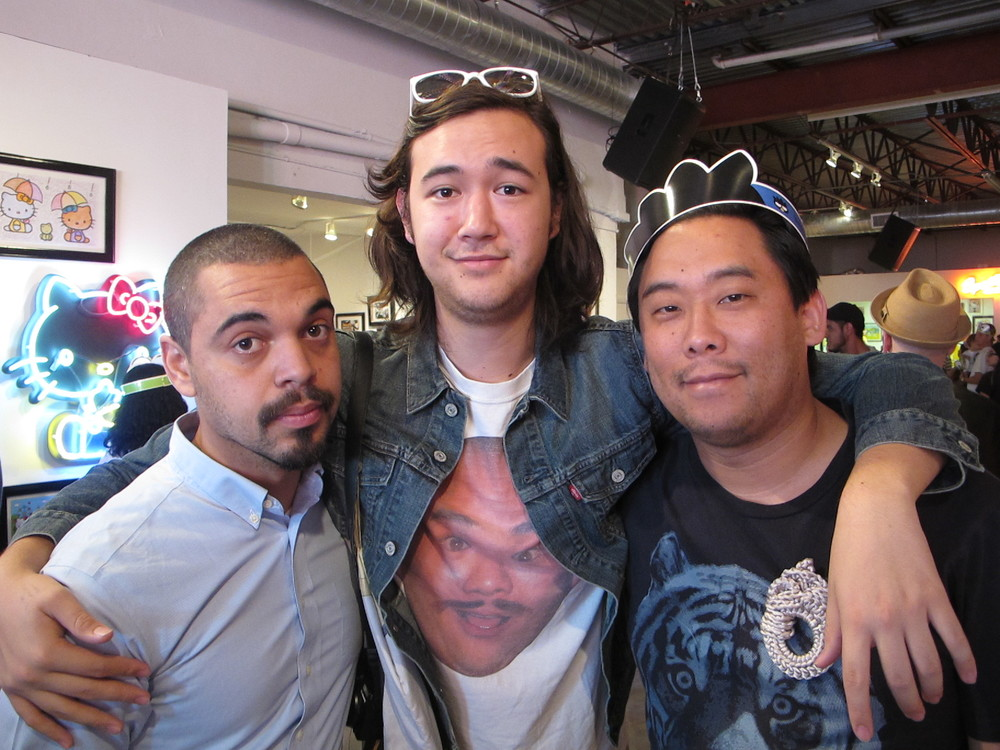 David-Choe-at-Sanrios-Small-Gift-Mobile-Pop-up-Tour