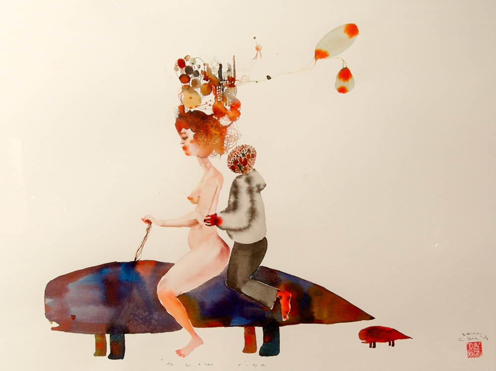 David-Choe-Slow-Ride