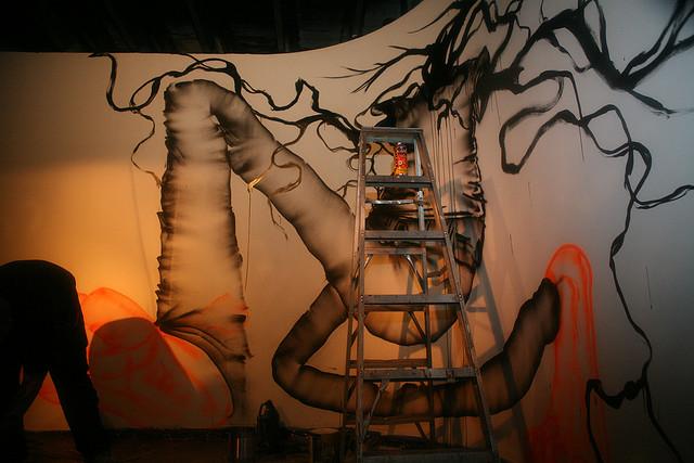 David-Choe-Saber-Mural-28
