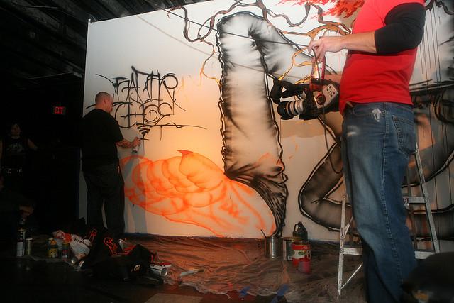 David-Choe-Saber-Mural-33