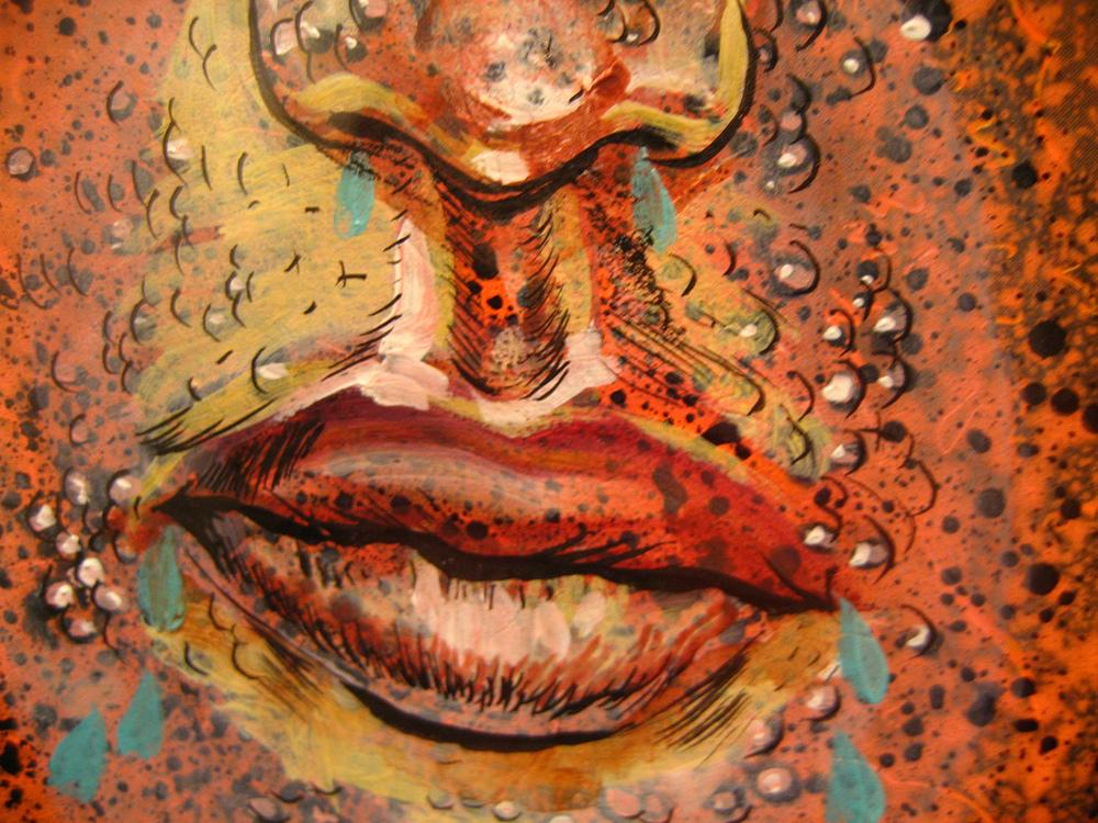 David Choe art