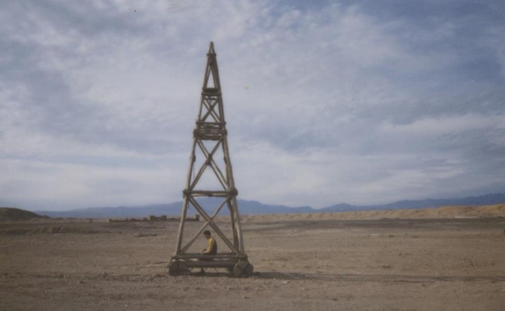 Esao Andrews x Sahara Desert