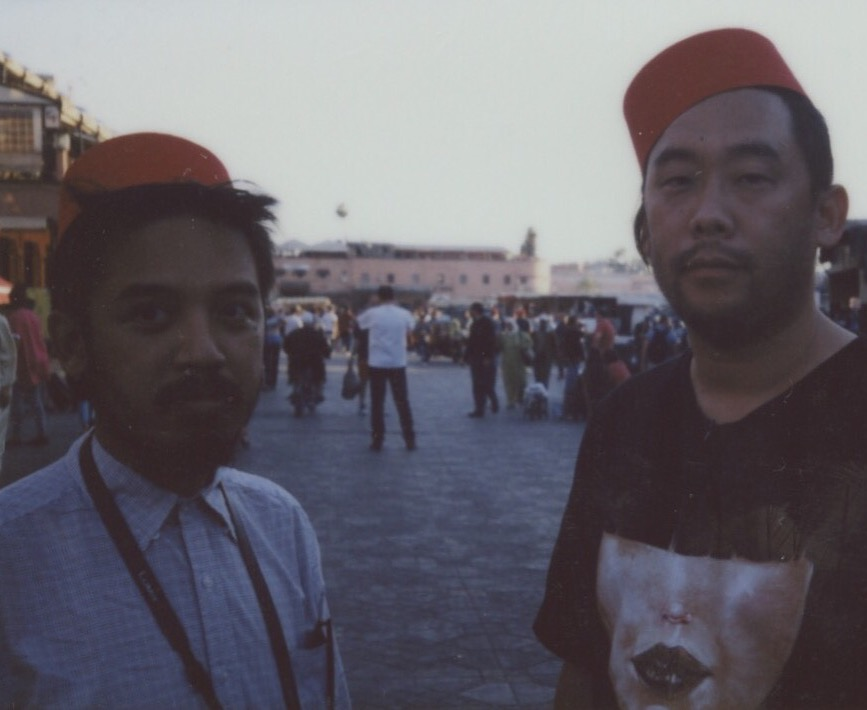 Paco Raterta x David Choe