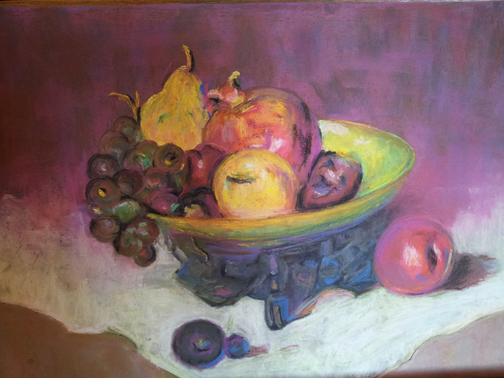 Jane Choe Still Life Painting