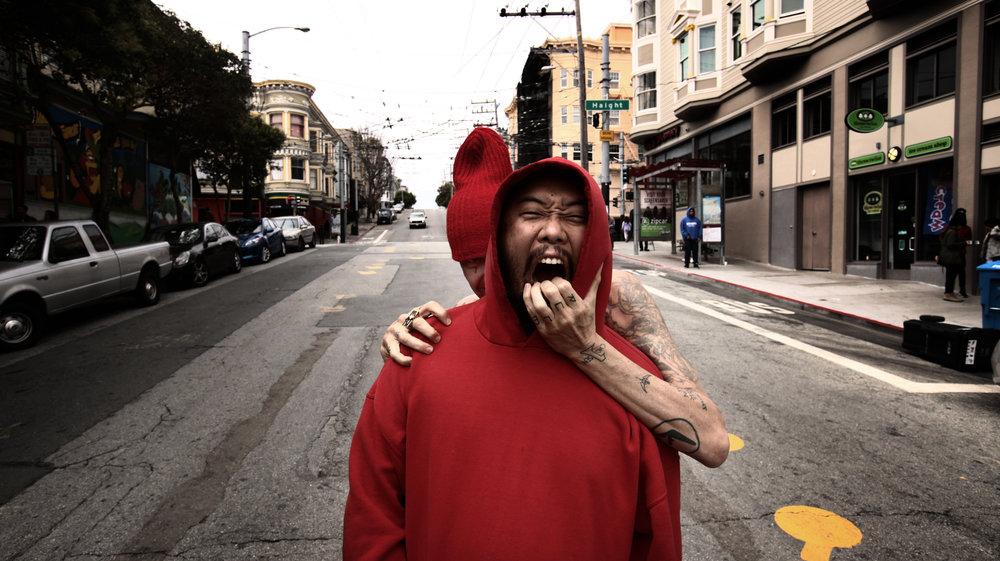 David Choe x Ninja