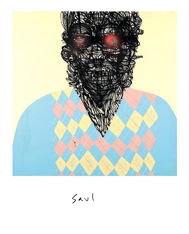 David Choe Saul (2008)