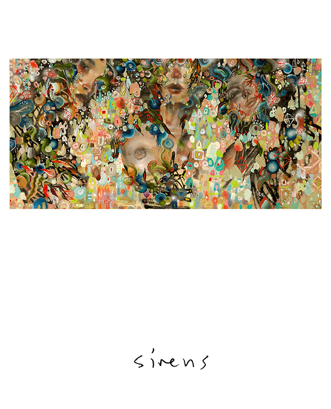David Choe Sirens (2008)