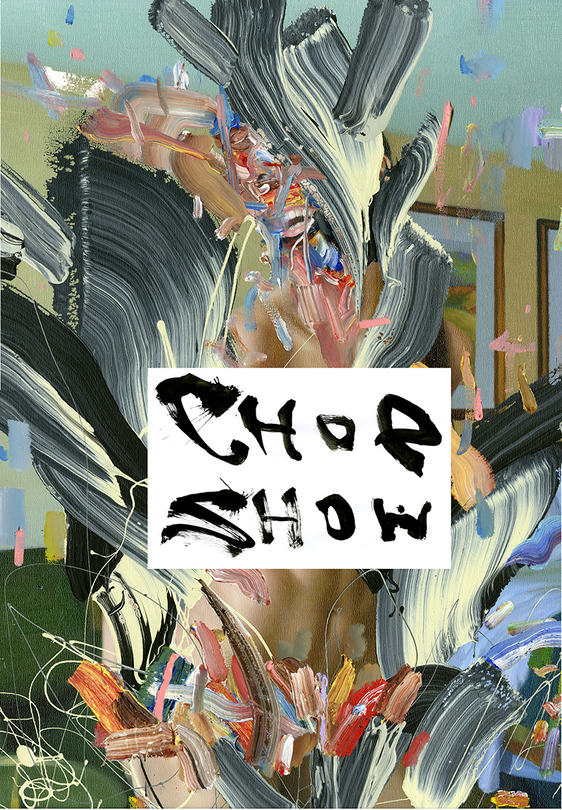 David Choe's the Choe Show art exhibition in Los Angeles, Summer 2017