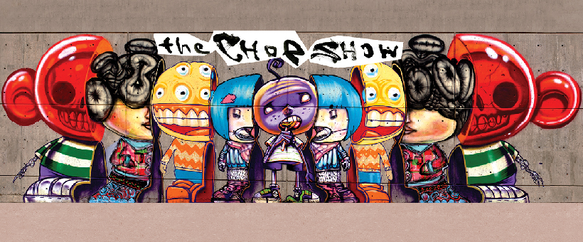 The Choe Show Los Angeles