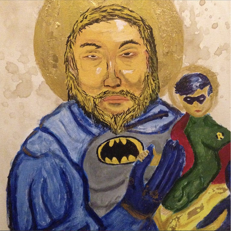 Batman Jesus Choe