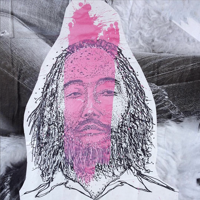 David Choe Fan Art