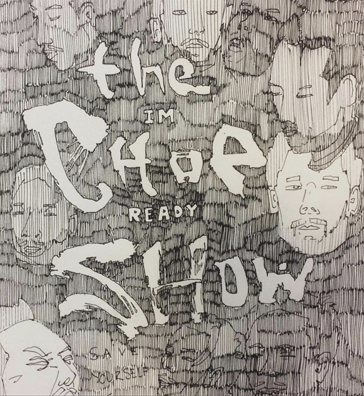 Choe Show Pen Artwork
