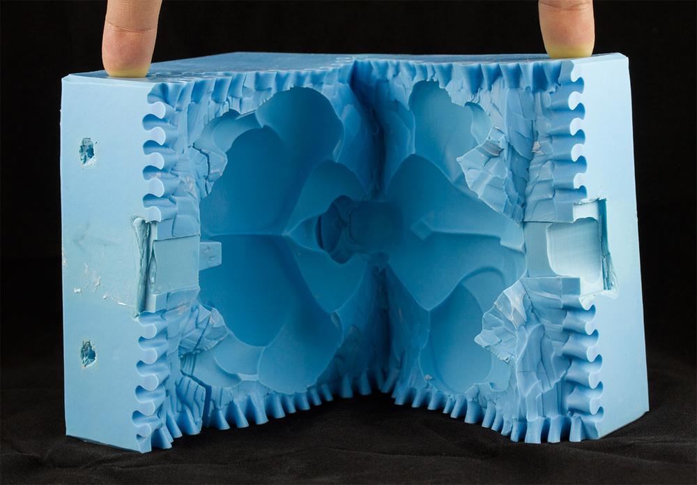7. Silicone mold (optional)