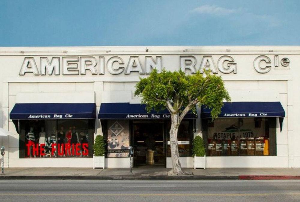 - American Rag Cie150 S La Brea AveLos Angeles, CA 90036