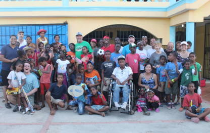 Improvements at Remar Orphanage in the Dominican Republic