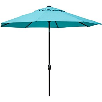 BEACH UMBRELLA - DON'T WORRY ABOUT TOO MUCH SUN, YOU CAN ORDER YOUR OWN UMBRELLA AND STAND FOR THE DAY! Quantities may be limited so place your order today. $45