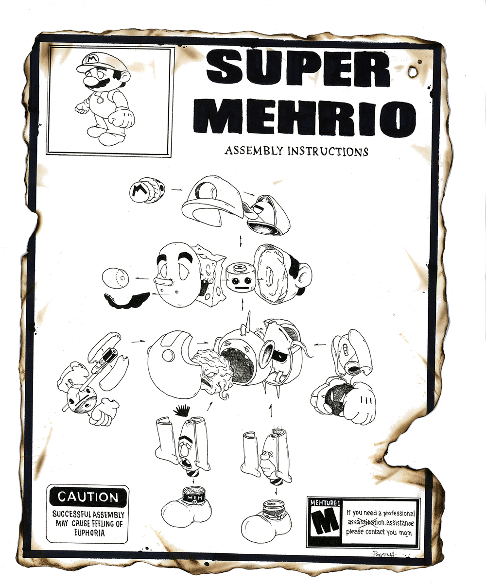 Super Mehrio