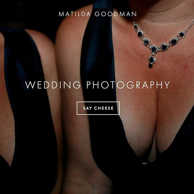 """HEY HARRY,⠀ ⠀ I have my wedding photography site together. You should check it out:  www.matildagoodman.com ⠀ Recap, Harry, on types of brides:⠀ ⠀ 1. SHEATH bride: Sheaths appear smooth-talking, thoughtful and innocuous at first, but turn high-maintenance when the pressure is on. Sheaths often have very involved parents with money. Sheaths wear straight, tasteful gowns and put gardenias in their hair. They have those little net-type veils that are trying to be chic and traditional without saying """"I'm wearing a veil."""" But they're wearing a veil. They met their husband in grad school.⠀ ⠀ 2. A-LINE bride: What you see is what you get. A-lines don't try too hard or think their wedding is the one moment in life to show what their very essence is about. They allow the bridesmaids to dress themselves, and get married in someone's backyard, at a camp, or in Vermont.⠀ ⠀  3. COCKTAIL bride: Hey, I'm a cocktail bride, I'm doing things a little differently than normal! We might only have appetizers at my wedding! I might wear black! I have a pug and he is my groomsman.⠀ ⠀  4. PRINCESS bride: Fussy, naïve. Not a particularly refined sense of style or design. Glitter spray, over-whip-creamed getaway car, impractical cheap heels. No backup dancing slippers. Princess couples favor a hotel venue and always have matching bridesmaids and drunk, red-faced groomsmen, usually a lot of them. NCAA basketball fans. Groom's cake more often than not takes the shape of a State School mascot. Michigan/Wisconsin/Chapel Hill.⠀ ⠀  5. MERMAID: Aggressively stylized. Confusing choices are made, generally in the form of a Country Club venue and a black shirt for the groom.  Naturally, a mermaid style dress for the bride. This in itself takes a tremendous level of self-regard and bravery about one's bottom.⠀ ⠀ ⠀ accurate, non?"""
