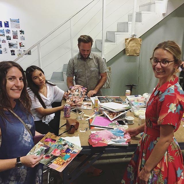 Come craft with birthday gal @rchldrdi tonight at BYOC!! 7PM-10PM 🎉