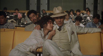 """SO excited about FFC! First off, it's another bday edition ... mine (@annaliantes)! We're going to screen one of my favorite movies, Jûzô Itami's """"ramen western"""", Tampopo (1987) starring Ken Watanabe, Tsutomu Yamazaki and Nobuko Miyamoto. Afterwards, we're going to hit up a late night ramen shop in Little Tokyo. You're welcome to join! Doors open at 7pm and the film starts promptly at 7:30pm. 🍜📽🍻"""