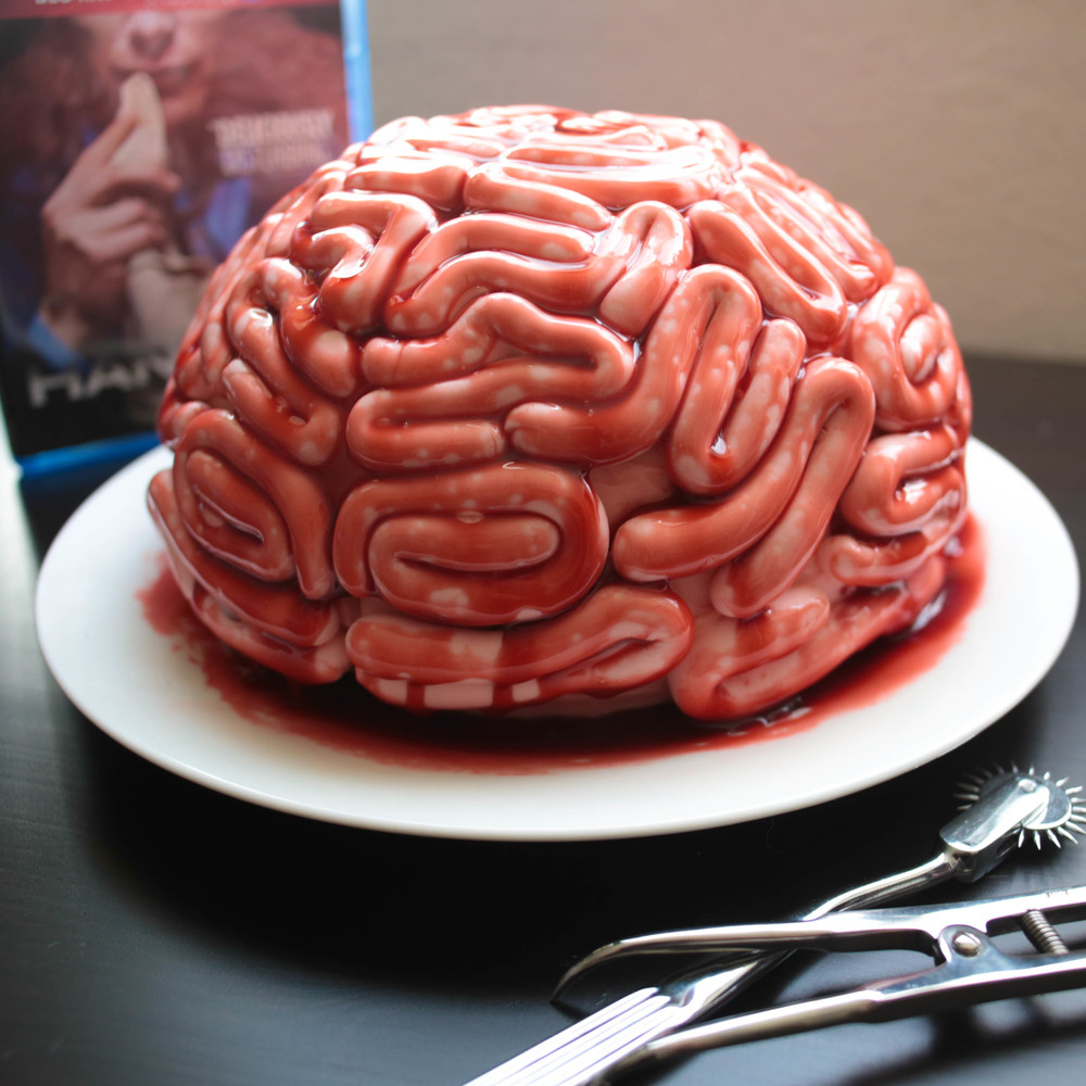 How To Hannibal Finale Brain Cake Sugared Nerd
