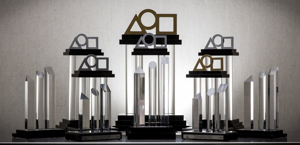 The team's trophies as of 2015