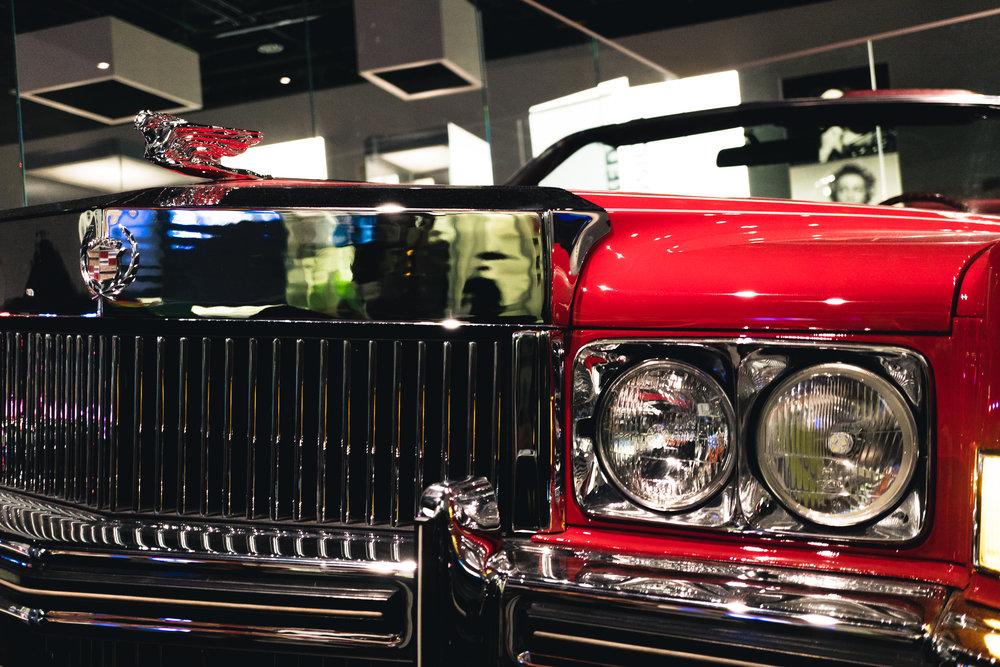 Chuck Berry's Cadillac El Dorado
