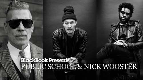 PUBLIC SCHOOL & NICK WOOSTER