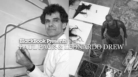 PAUL PACK & LEONARDO DREW