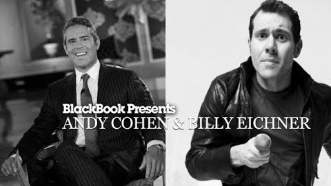 ANDY COHEN & BILLY EICHNER