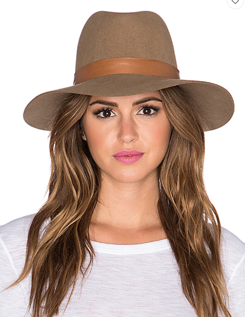 JANESSA LEONE Clay Hat