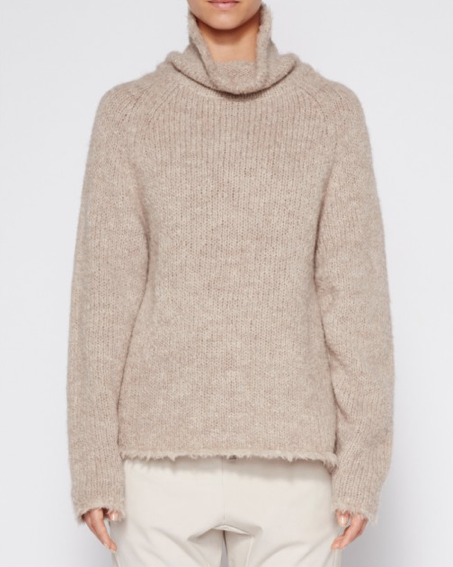 Jac & Jack Beaumont Sweater - Natural