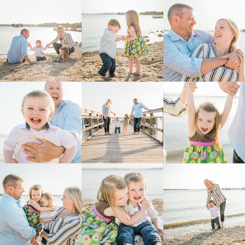 vanessa wyler pewaukee beach family photography