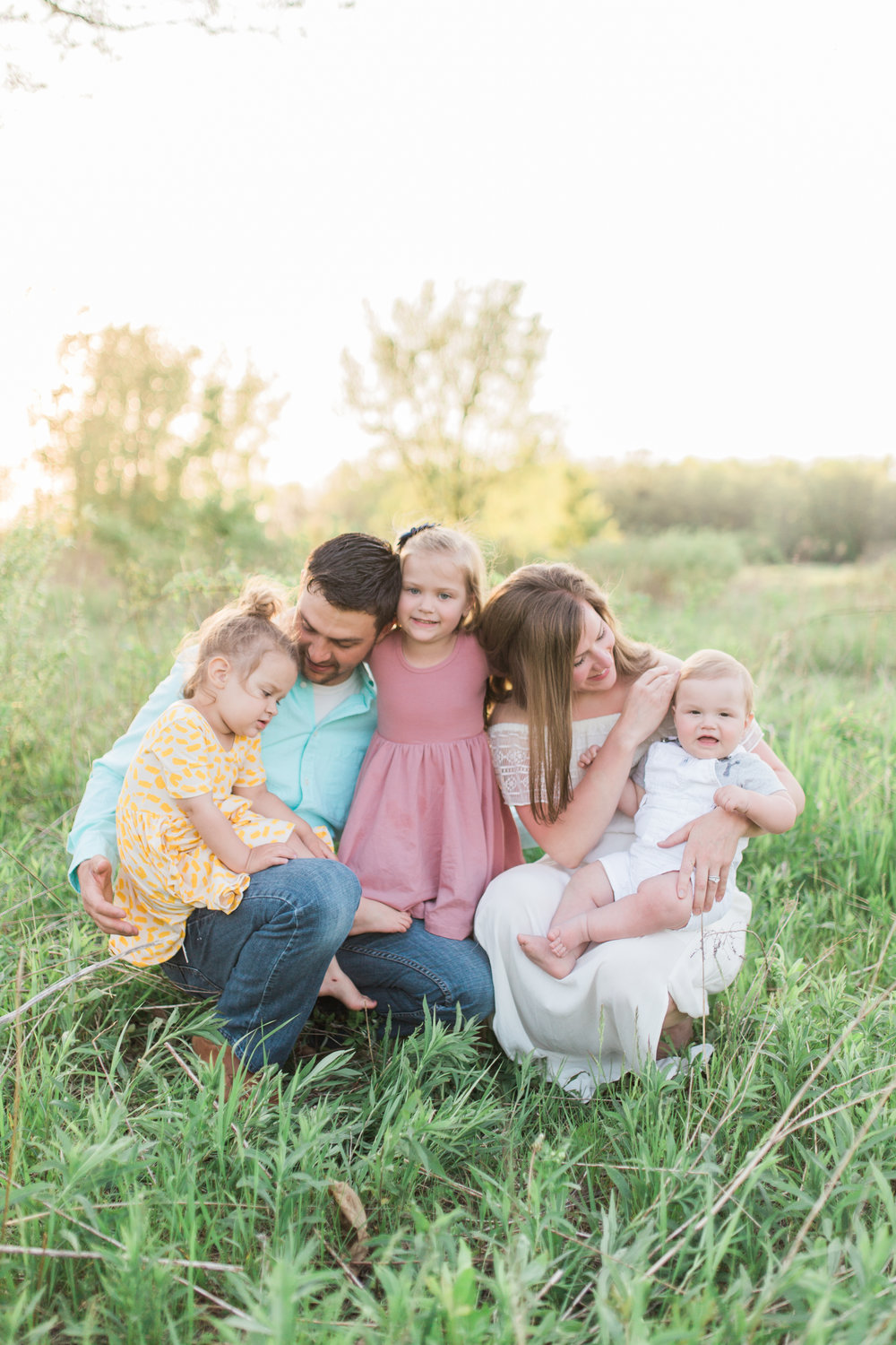 vanessa wyler photography brookfield wisconsin family photography sunset fox brook park