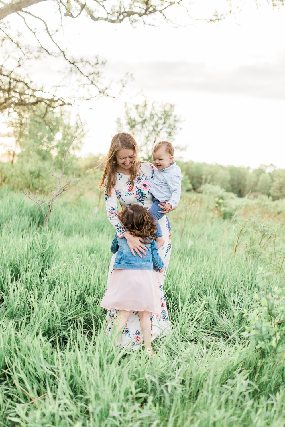 vanessa wyler brookfield waukesha sunset family photography