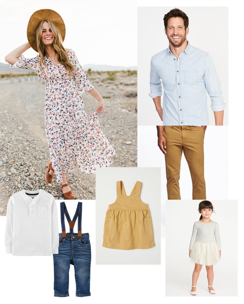 fall family photo outfit wardrobe ideas
