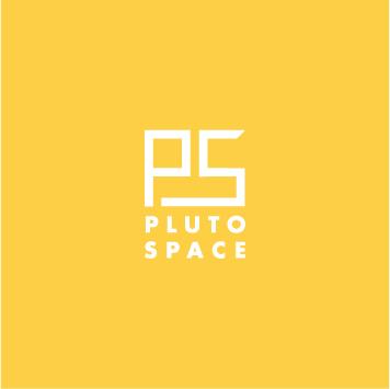 Pluto Space Logo