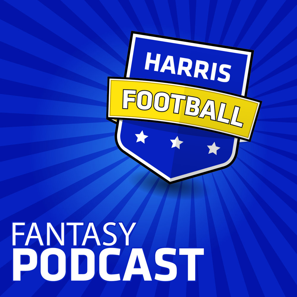 picture regarding Espn Printable Fantasy Football Rankings known as Harris Soccer - NFL Myth Soccer - Tips, Information, Podcast