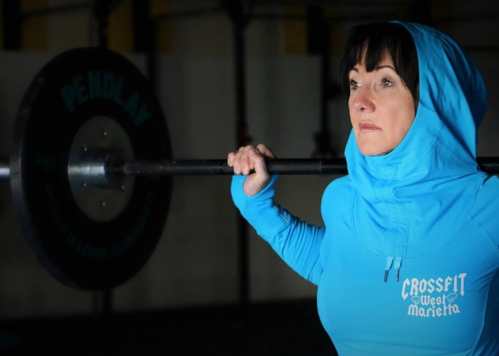 Cathy Bell - Owner & CrossFit Coach