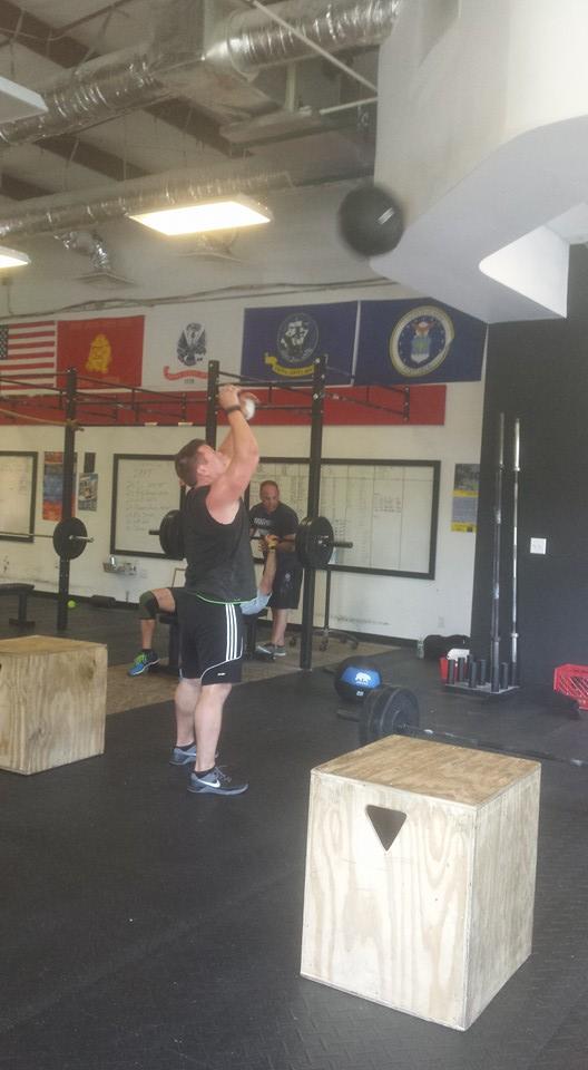 Ryan White - CrossFit Coach