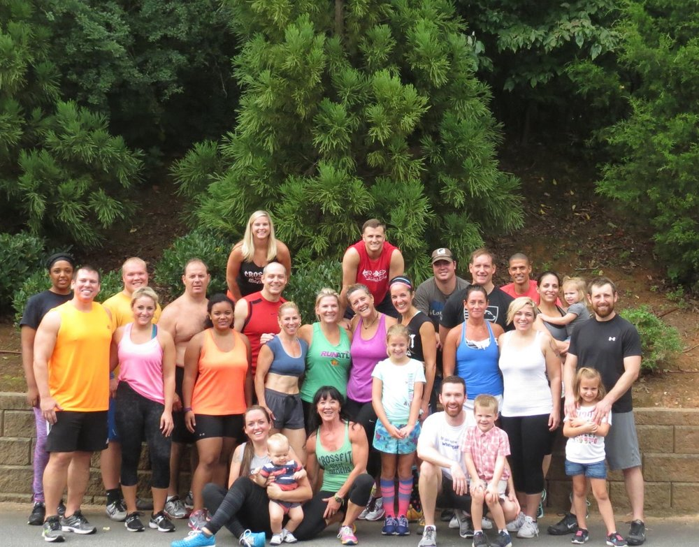 CrossFit Group Image
